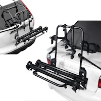 BnB Supporter Car Rear Mount 2 Bike Rack Carrier