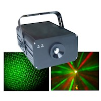 DMX 11 Channel Metal Disco Party Laser Light in RGY