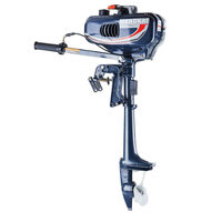 Hangkai Water Cooled Petrol Outboard for Boat 3.5HP