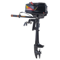 Hangkai Water Cooled Petrol Outboard for Boat 3.6HP