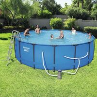 Bestway Above Ground Swimming Pool Set 457x122cm