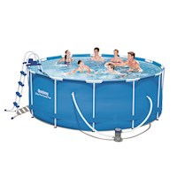Bestway Above Ground Swimming Pool Set 366x122cm