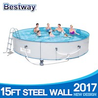Bestway Hydrium Splasher Above Ground Pool Set 4.6m
