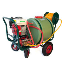 4 Stroke Garden Weed Power Sprayer on Trailer 5.5HP