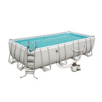 Bestway Above Ground Pool w/ Sand Filter 549x274cm