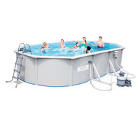 Bestway Hydrium Oval Above Ground Pool Set 20ft