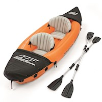 Bestway Double Inflatable Kayak Boat Raft with Oars