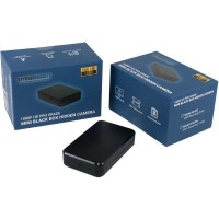 Pro Streaming Black Box Hidden Spy Camera 1080P
