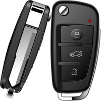 Motion Activated Spy Camera Car Keys Remote