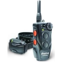 Dogtra Combo Remote Dog Training Collar in Black