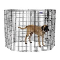 Midwest Dog Pet Play Pen- Large Size