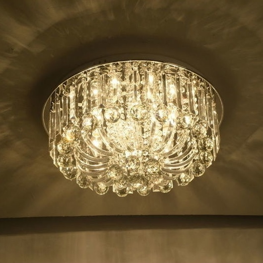 Pendant Glass Round 9 Arm Ceiling Lamp Chandelier Buy