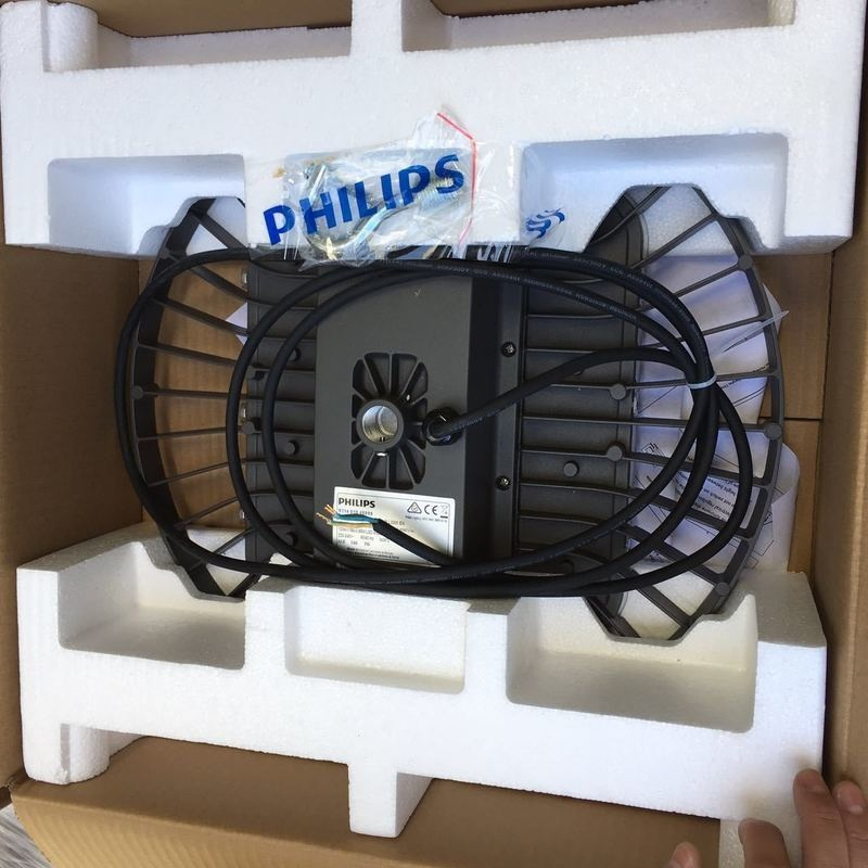 Philips Commercial Led Lights: Philips Dimmable LED High Bay 160W 4000K BY698P