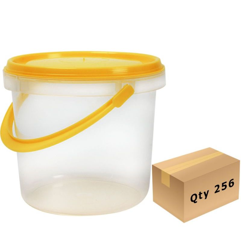 256x Plastic Reusable Honey Jar Containers 800ml Buy