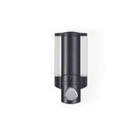 Aviva Single Luxury Soap Dispenser in Matte Black