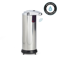 Stainless Steel Infra-Red Touchless Soap Dispenser