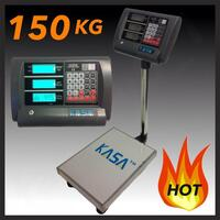 Commercial Electronic Digital Price Scale 150KG