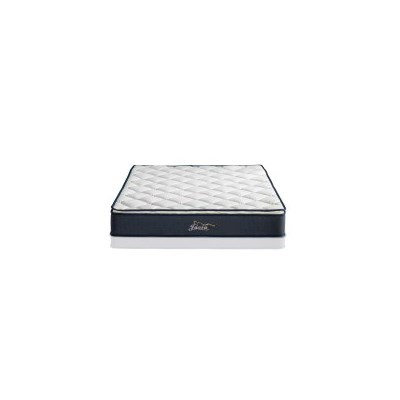 King Single Pocket Spring Foam Pillow Top Mattress