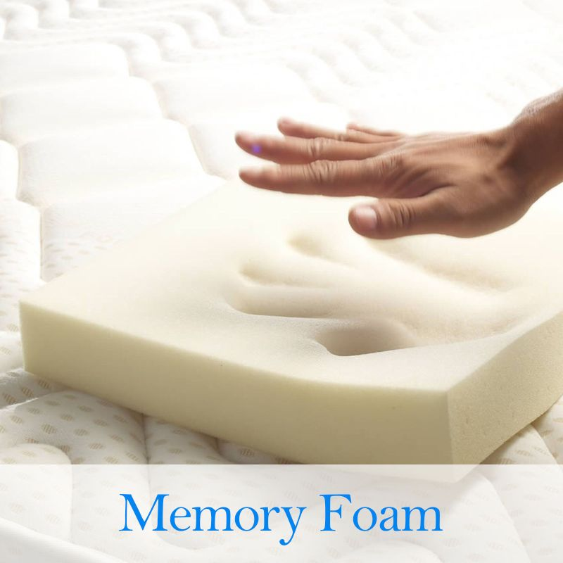 King Size Pocket Spring Memory Foam Mattress 29cm Buy Memory Foam Mattresses