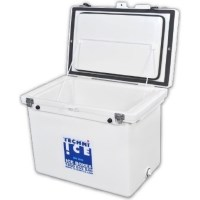 Techni Ice Classic Series Ice Box in White 80L