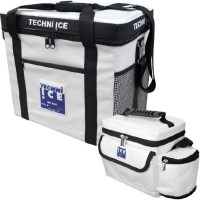 Techni Ice Cooler Bag Combo w/ Thermal Boost 34L 5L