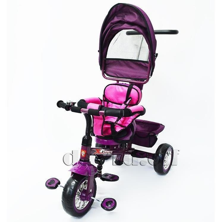 62d657bf5e9 Baby Ride On Tricycle Jogging Stroller Purple/Pink   Buy Trikes - 211513