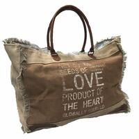 Product of the Heart Hand Made Vintage Shoulder Bag