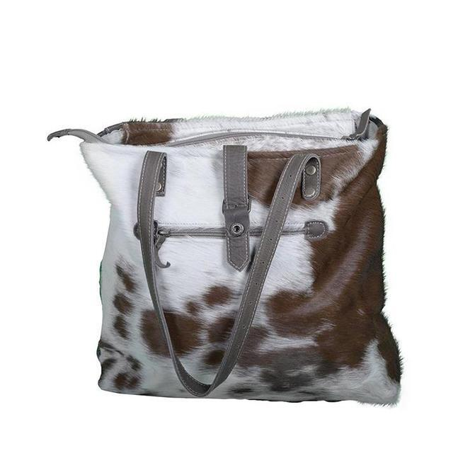 7d0017deefd0 h m s Remaining. SLIM GATHERED COWHIDE TOTE BAG