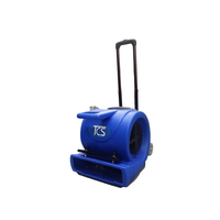 3 Speed Commercial Carpet Dryer with Wheels 900W