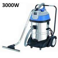 Stainless Steel Wet & Dry Vacuum Cleaner 3000W 60L