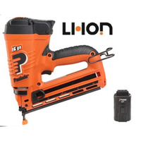 Cordless Li-Ion Angled Finish Nailer w/ Accessories