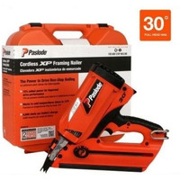 Paslode Cordless Framing Nail Gun with Accessories