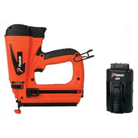 Paslode Cordless Finish Nail Gun with Accessories