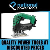 Hitachi Jigsaw Bare Tool with Blade and Guards 18V