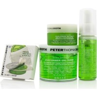 4x Peter Thomas Roth Hydrating & Soothing Detox Kit