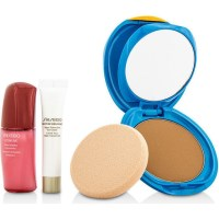 3pc Shiseido Foundation Eye Care & Concentrate Set