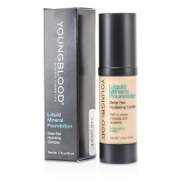 Youngblood Liquid Mineral Foundation in Sun Kissed