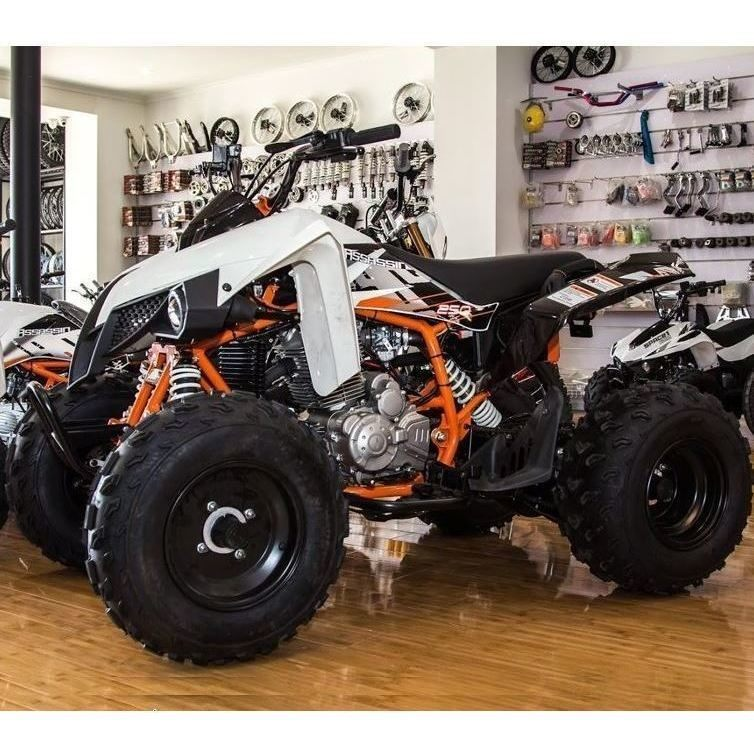Street Bike Quad: AK250 4 Stroke Manual Off Road Quad Bike ATV 250cc