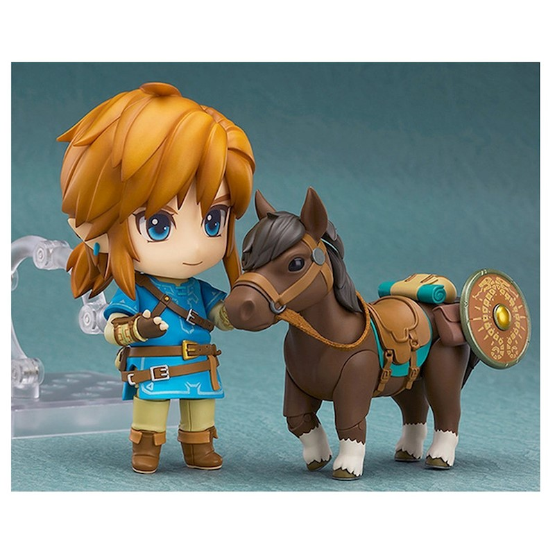 The Legend of Zelda Nendoroid Link Breath of the Wild Version DX Edition