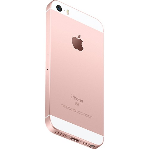 the latest 155c1 a5b37 Used as demo Apple iPhone SE 64GB Rose Gold (100% Genuine)
