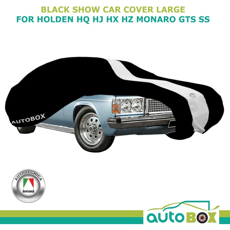 Show Car Cover For Holden Hq Hj Hx Hz Monaro Gts Ss Non Scratch - Show car cover