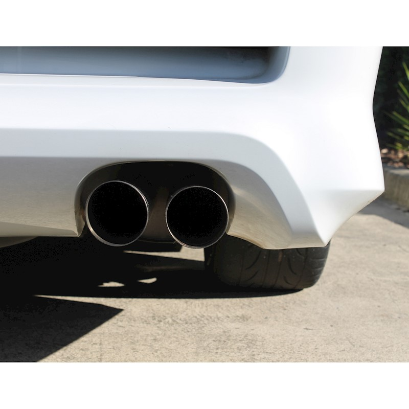 Holden VF Commodore UTE Twin 3 inch back Exhaust Muffler SV6 Storm V8 SS  SSV R8