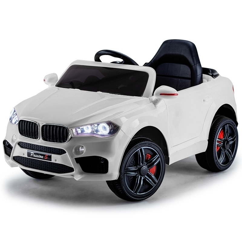 BMW X5 Inspired Electric Kids Ride On Car In White