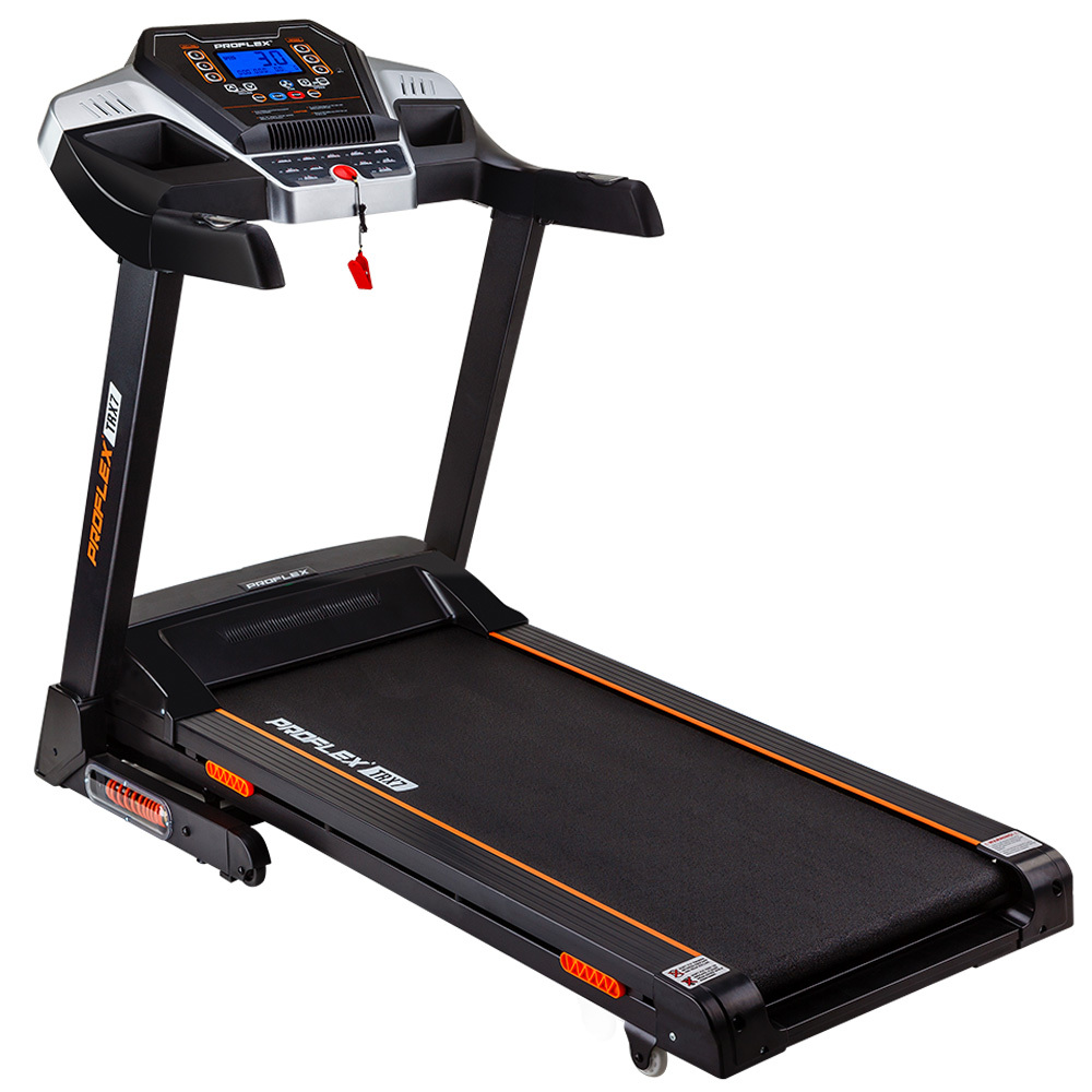PROFLEX Electric Treadmill Exercise Machine Fitness Home ...