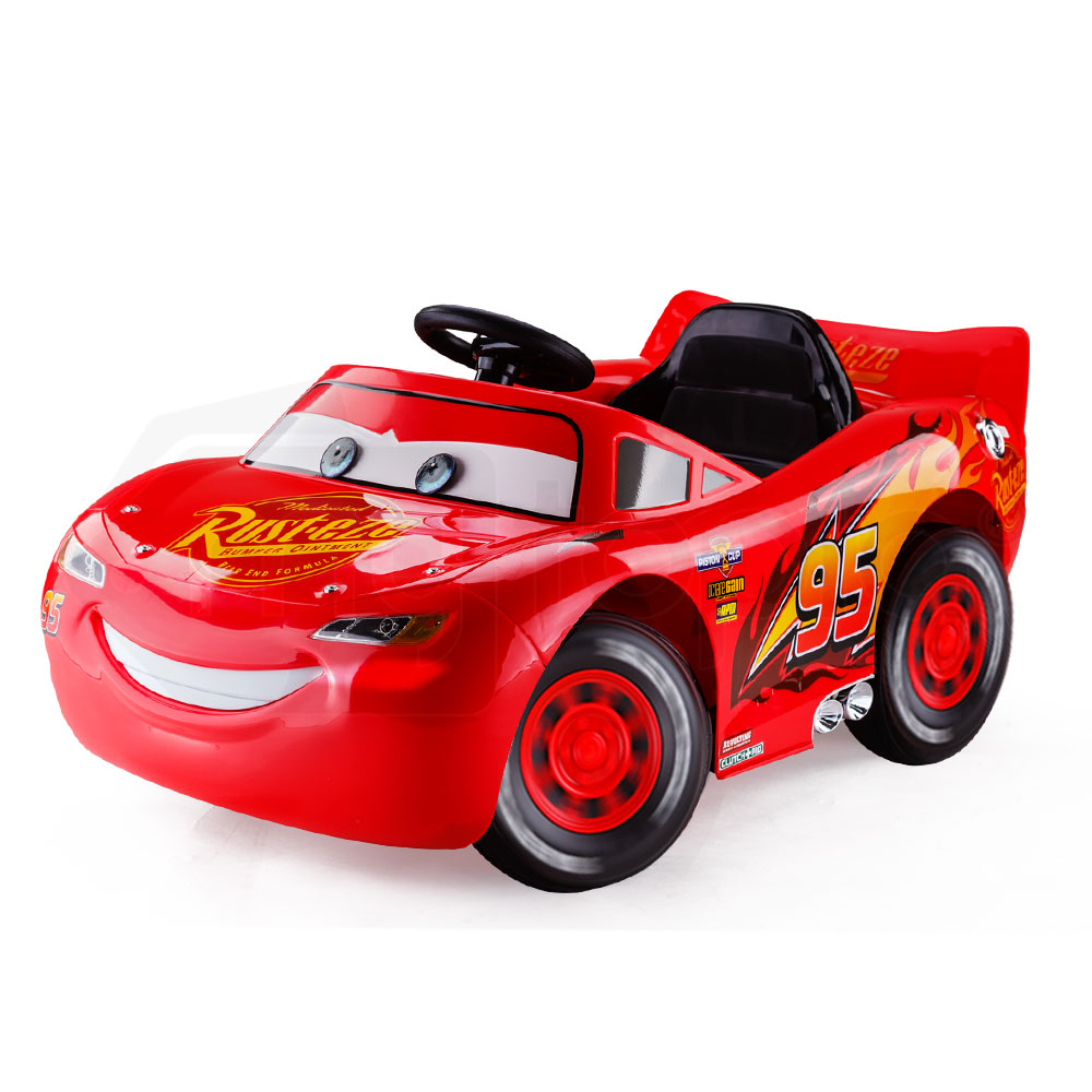 Electric Kids Cars >> Disney Kids Ride On Car Electric Lightning Mcqueen Genuine Cars 3