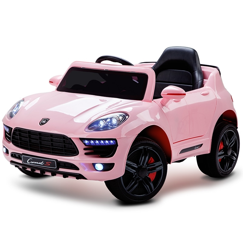 Porsche Inspired Pink Kids Ride On Car Macan Buy Ride On Cars