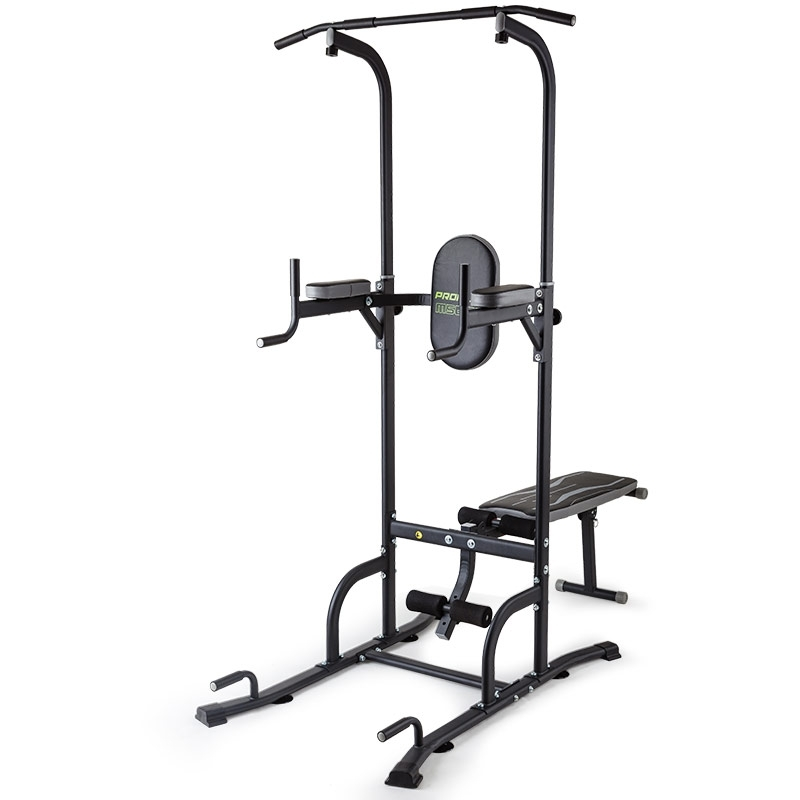 Proflex Power Tower Pull Up Weight Bench Dip Multi Station Chin Up