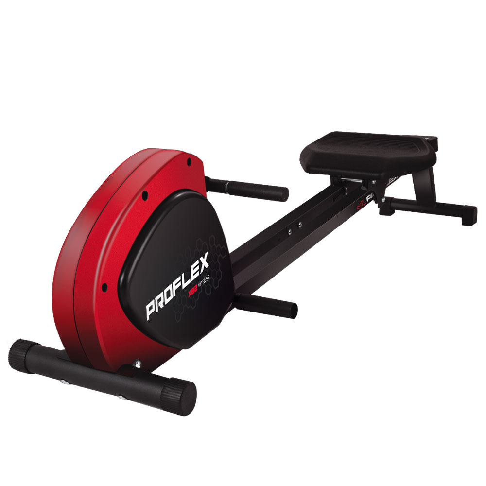 PROFLEX Rowing Machine Workout Seated Exercise Indoor ...