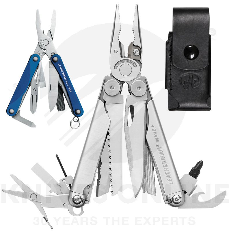 Leatherman PS4 Squirt