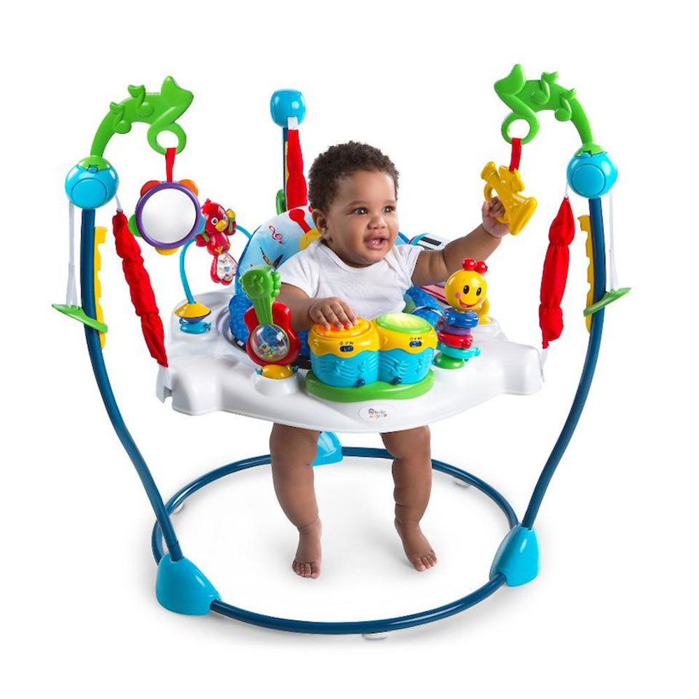 5eaa90cd8 Baby Einstein Be Neighborhood Symphony Activity Jumpers w  Music ...